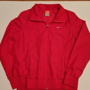 Nike Women's Athletic Jacket  L (12-14)  Pink